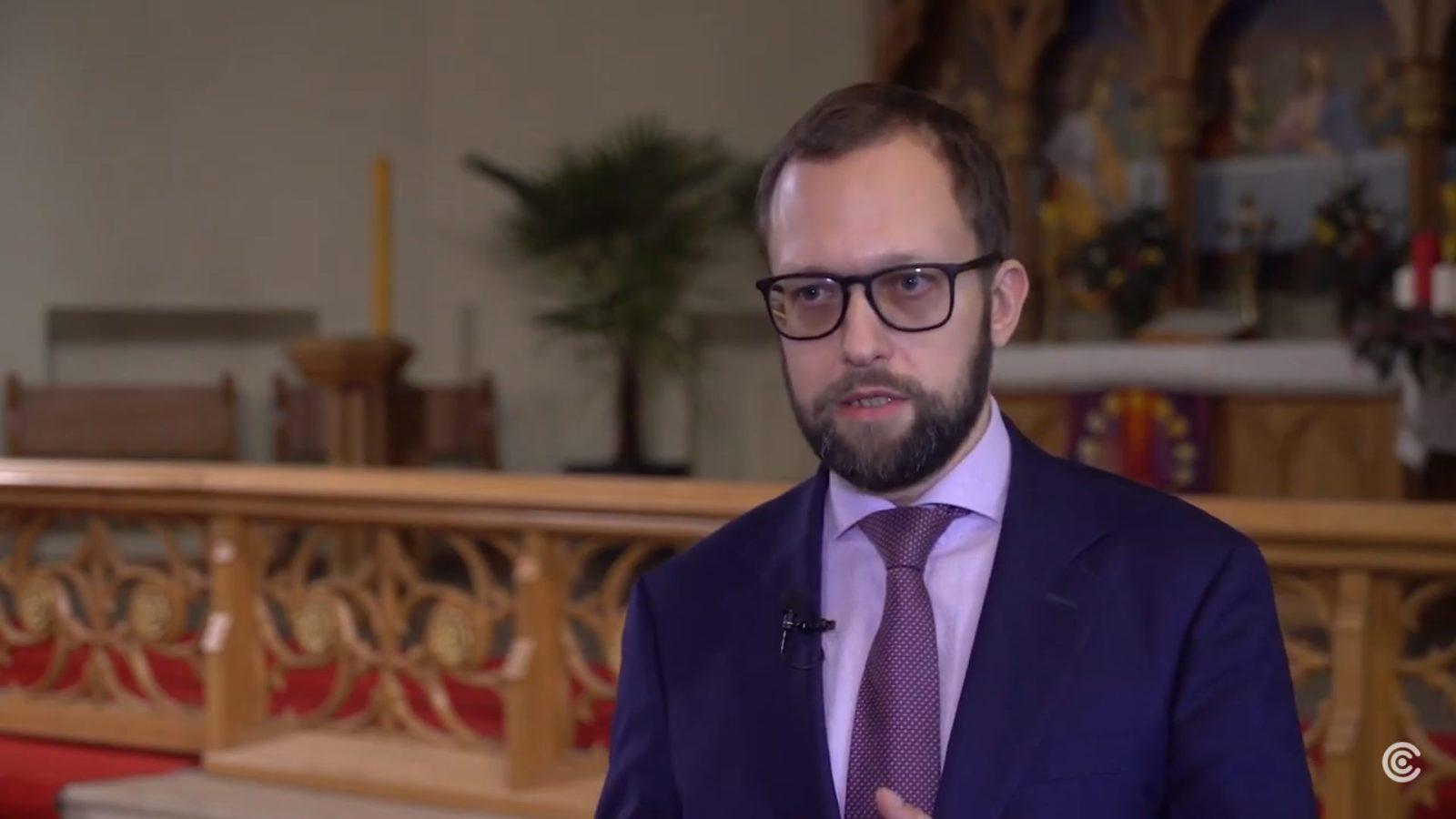 Антон Игнатенко: провокации с крестом и огнем