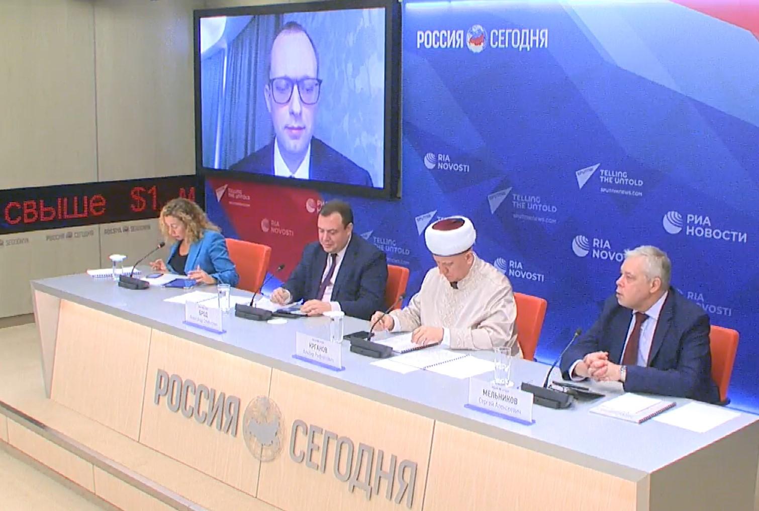 Крганов и Игнатенко: У шиитов и суннитов в России добрые отношения