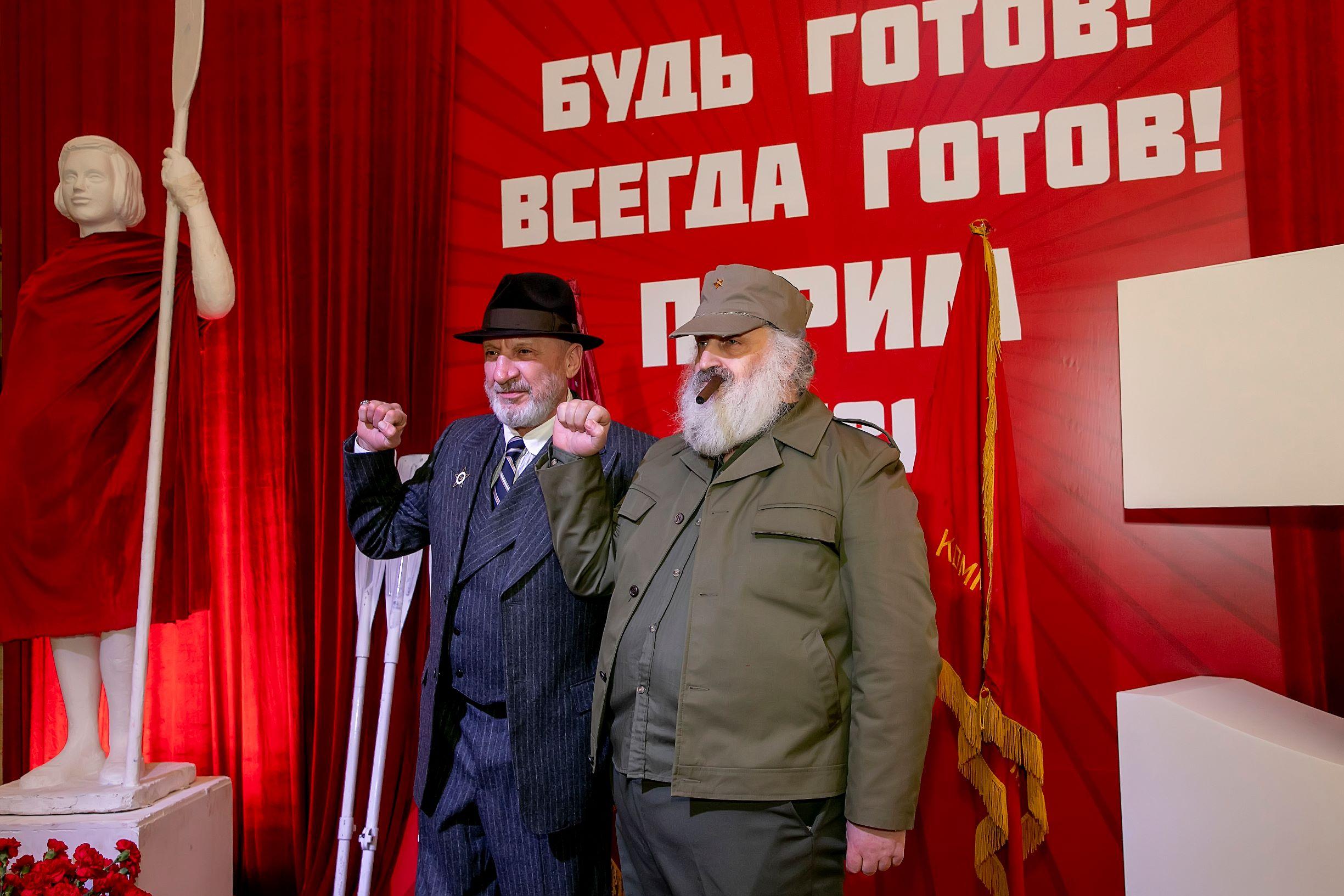 Пурим по-советски: как это делалось в Жуковке