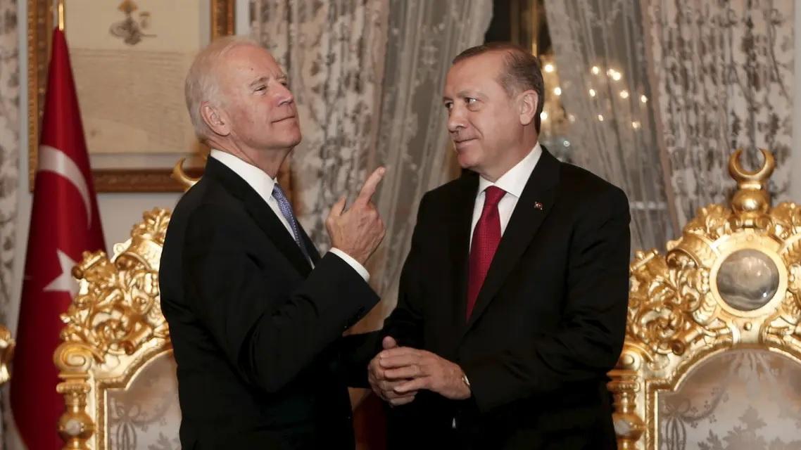 Эрдоган верит во взаимовыгодные отношения с Байденом