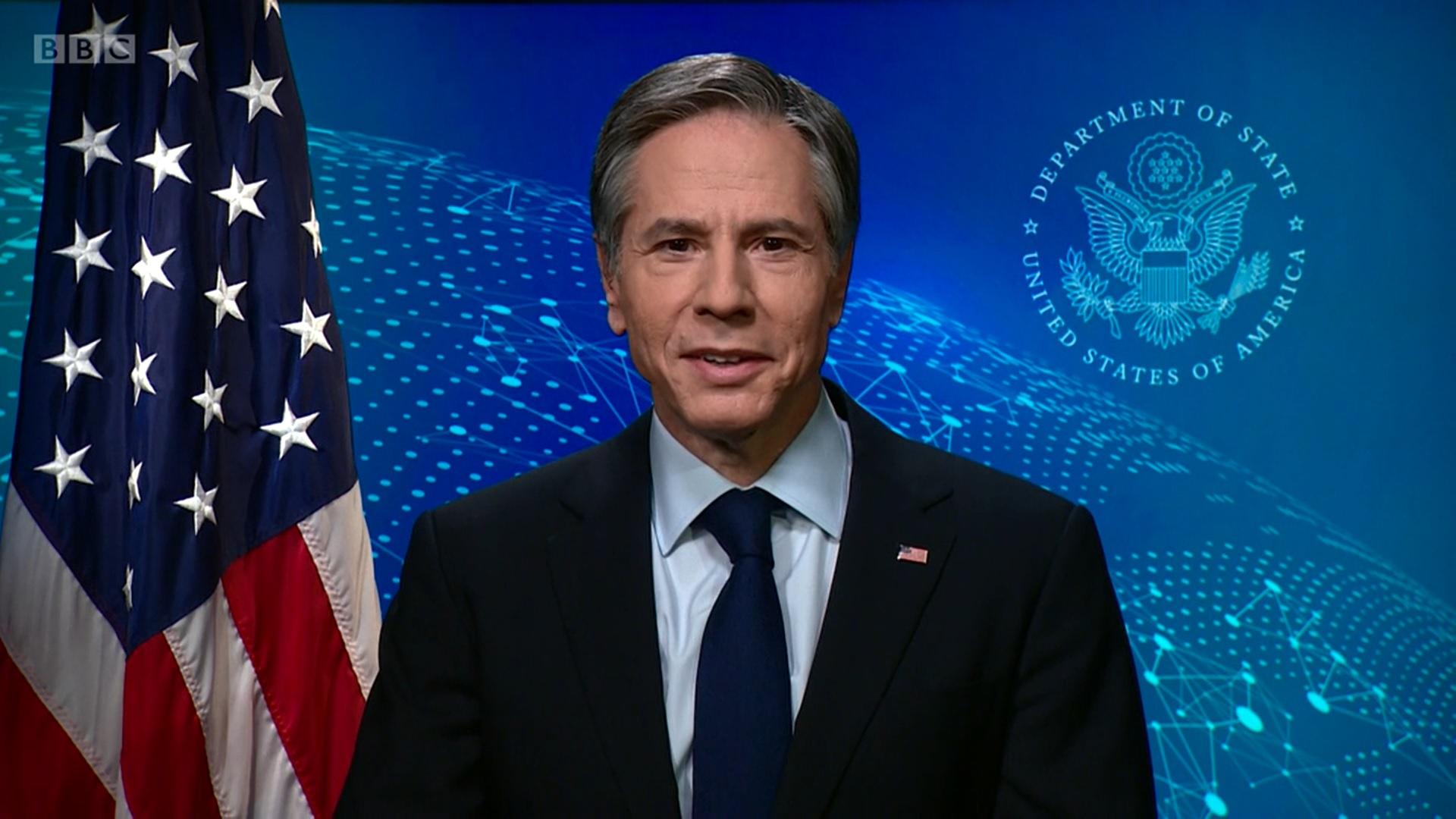 Блинкен: Америка вернулась – внимание на Иран и права человека