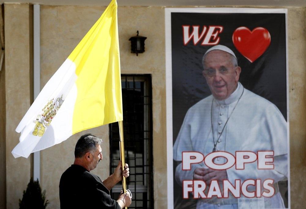 Эксперты обеспокоены поездкой папы в Ирак