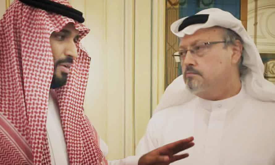 Байден обсудит с королем роль принца в убийстве Хашогги