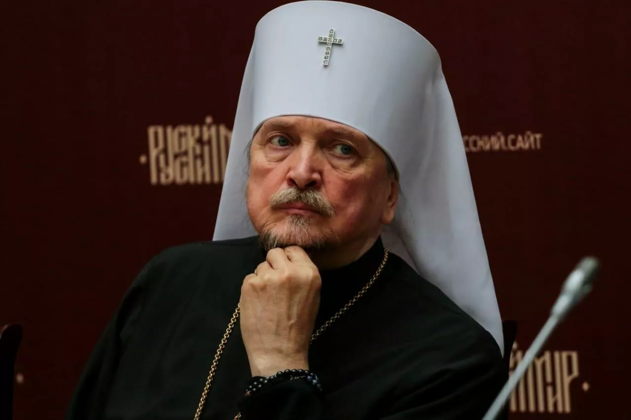 "Митрополит РПЦ Митрофан: ""бои без правил"" – антихристианские"
