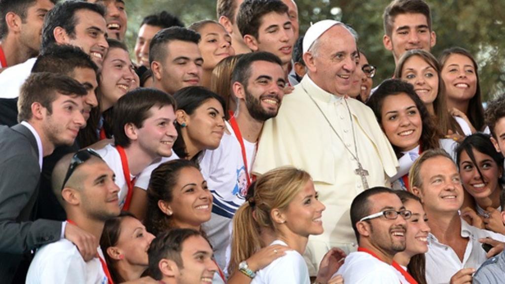Папа Франциск: видеопослание к американской молодёжи