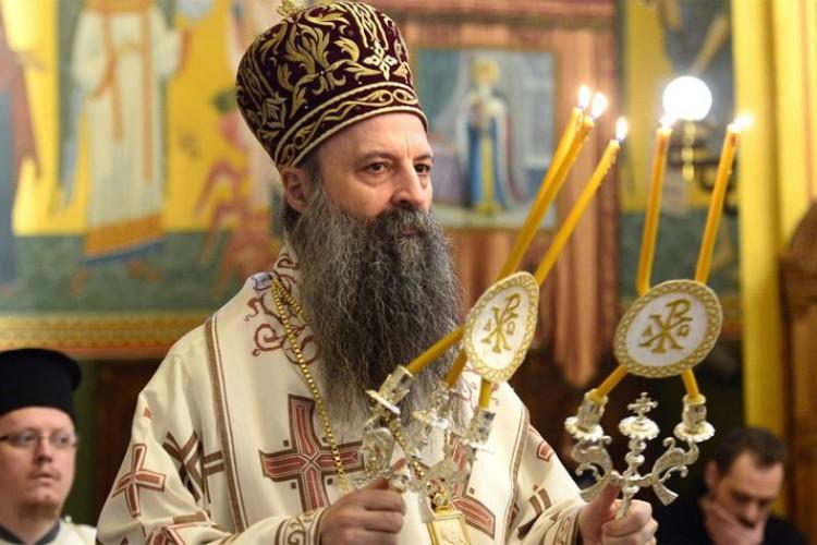Митрополит Загребский Порфирий - новый Патриарх Сербский