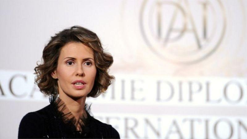 Жену Асада могут лишить британского гражданства за терроризм
