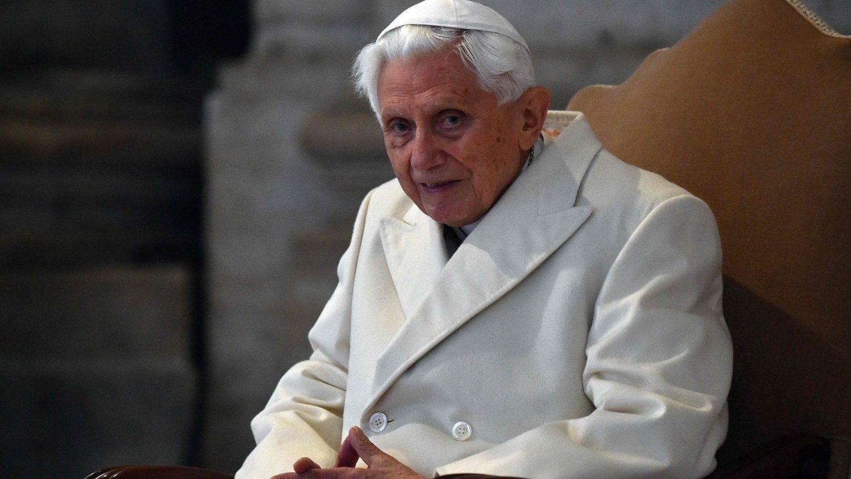Бенедикт XVI: отставка была осознанной и правильной