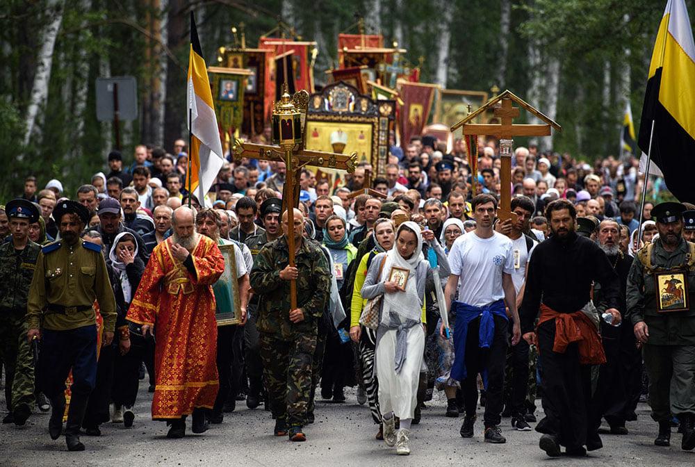 Христиане Екатеринбурга обеспокоены нашествием идолов