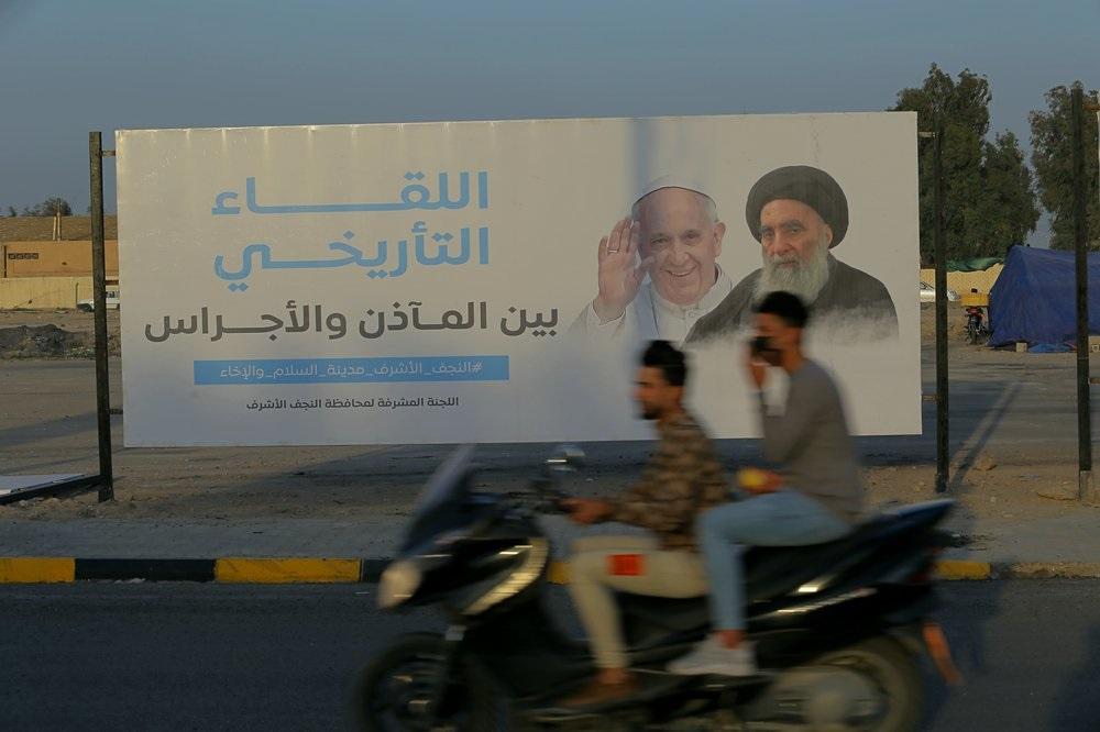 Папа едет в Ирак - сплотить исчезающих христиан