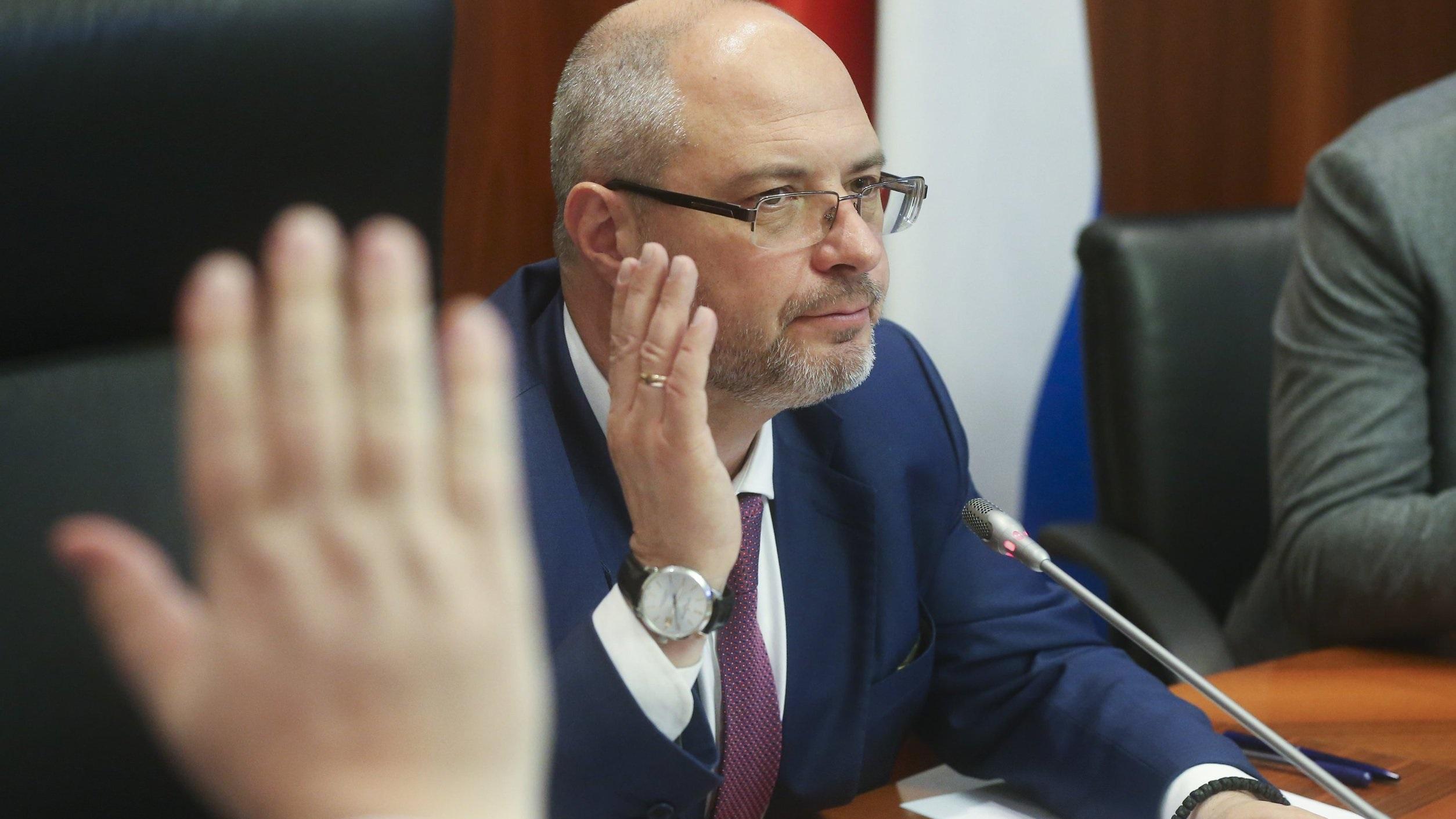 """Проект """"Об аттестации духовенства"""" принят во 2-м чтении"""