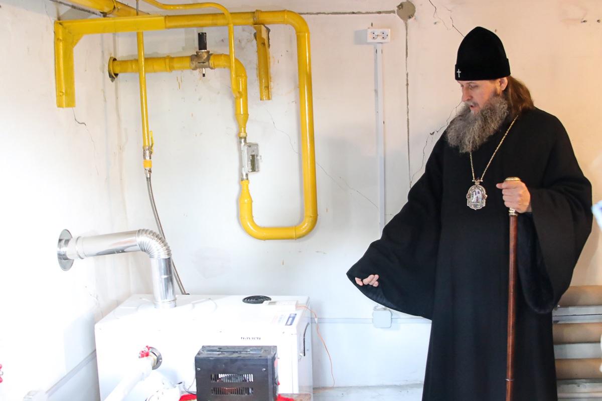 В России снижена на 20% цена газа для религиозных организаций