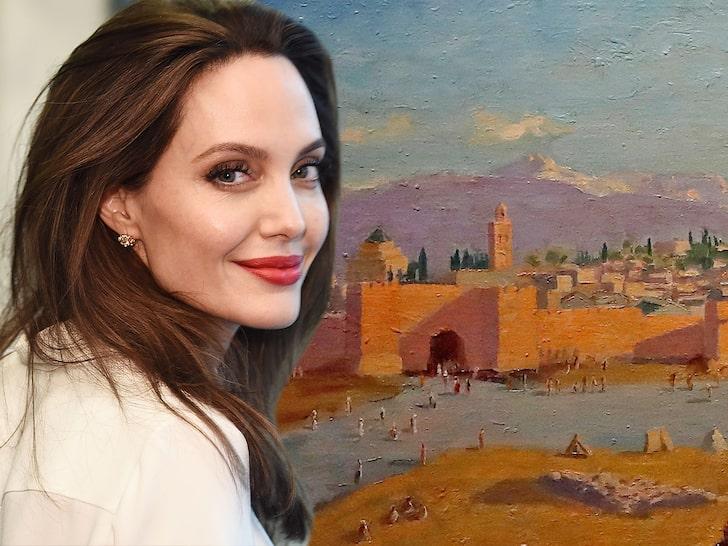Картина с мечетью кисти Черчилля продана за миллионы