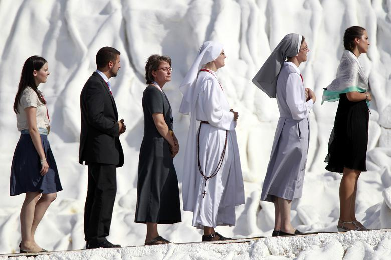 Число католиков в мире возросло до 1 миллиарда 345 миллионов