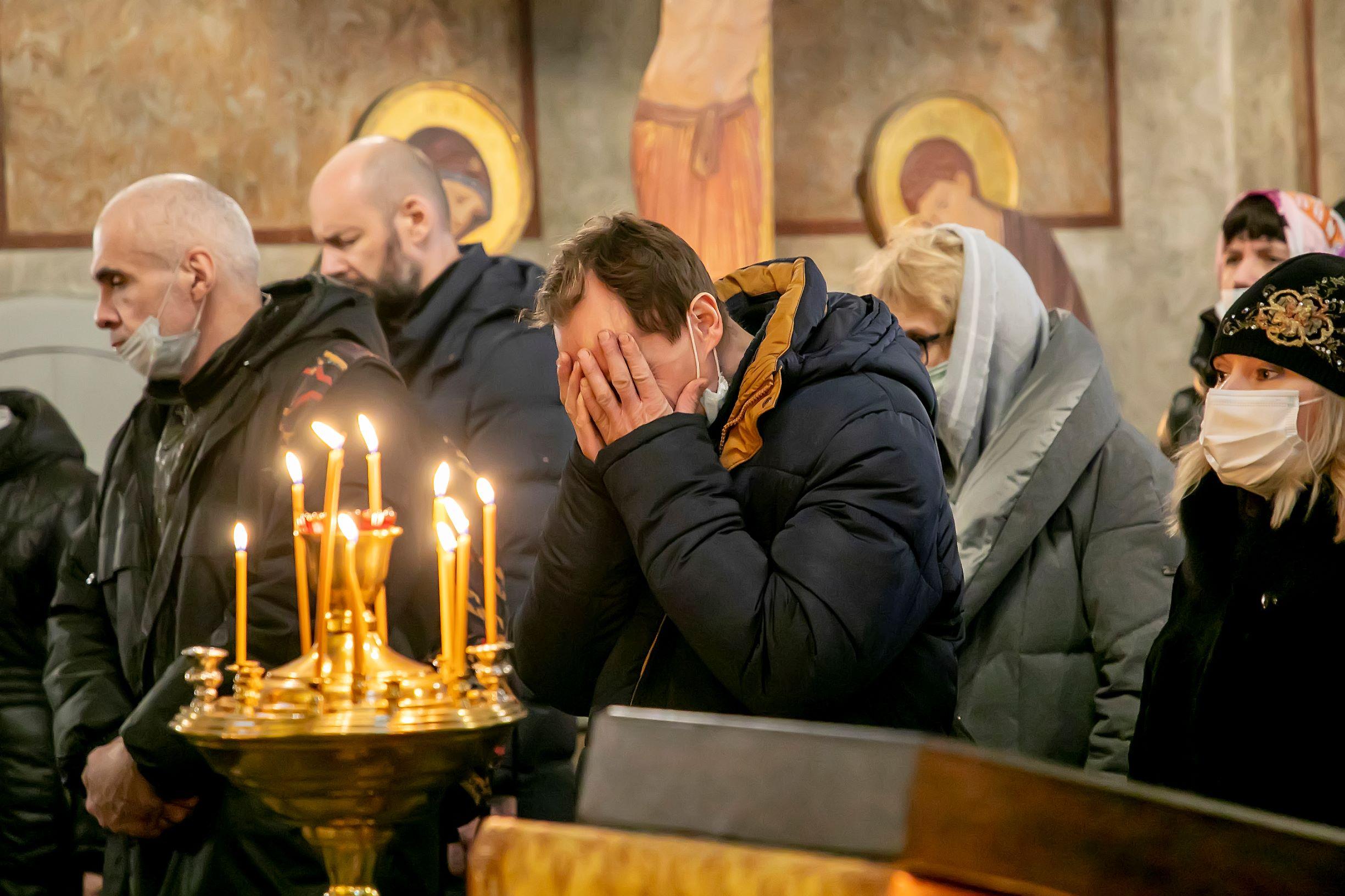 Православные встретили Прощеное воскресенье | Фоторепортаж