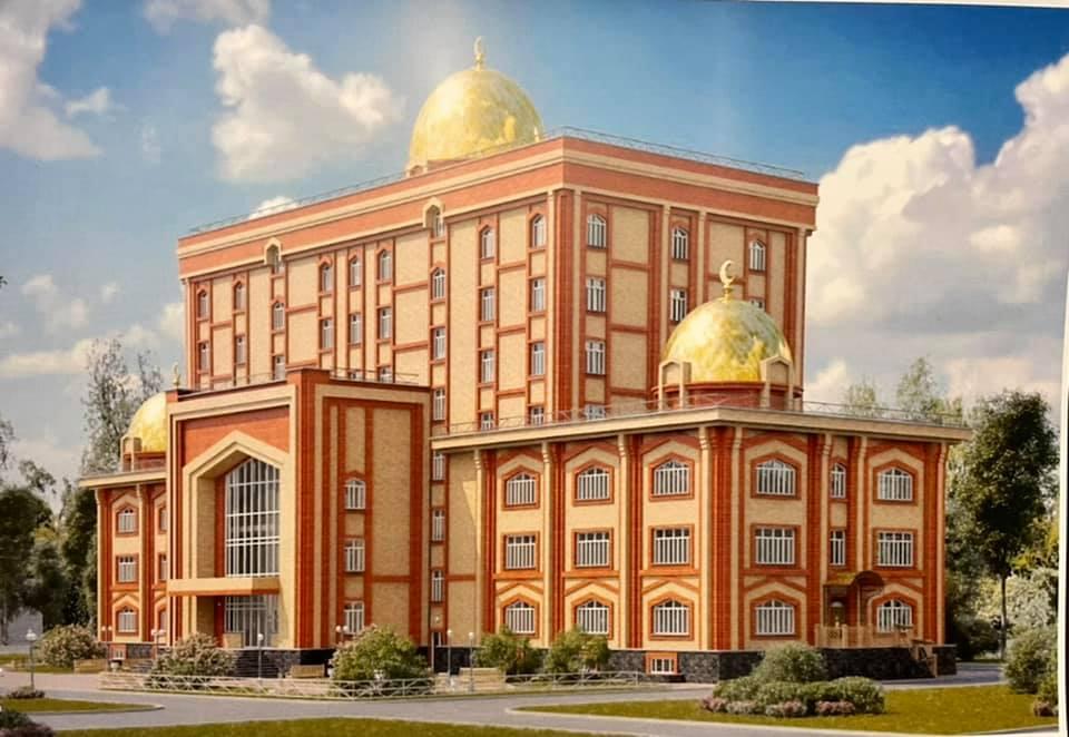 ДСМР поддерживает строительство медресе в Новосибирске