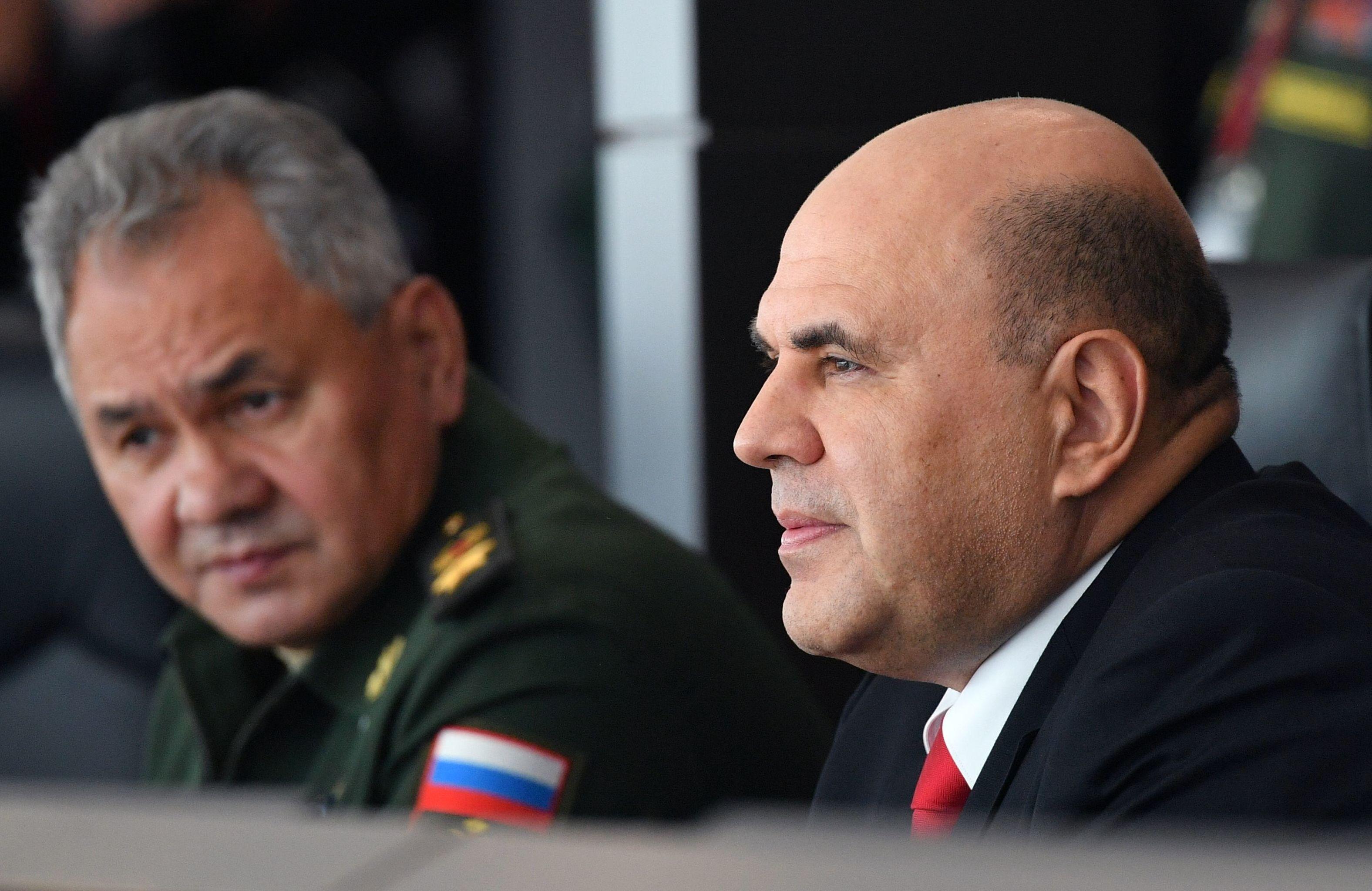 Премьер России Мишустин - на Афоне с частным визитом