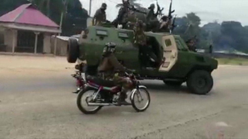 Мозамбик: боевики убили десятки человек в Пальме
