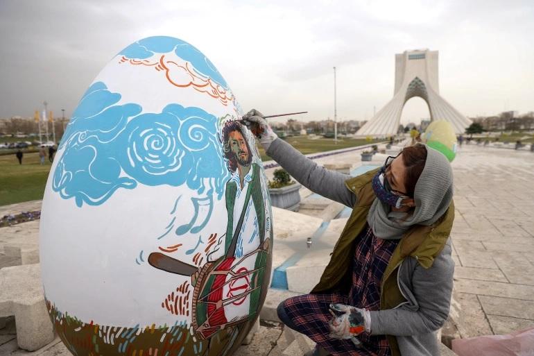 Навруз в Иране может дать четвертую волну COVID