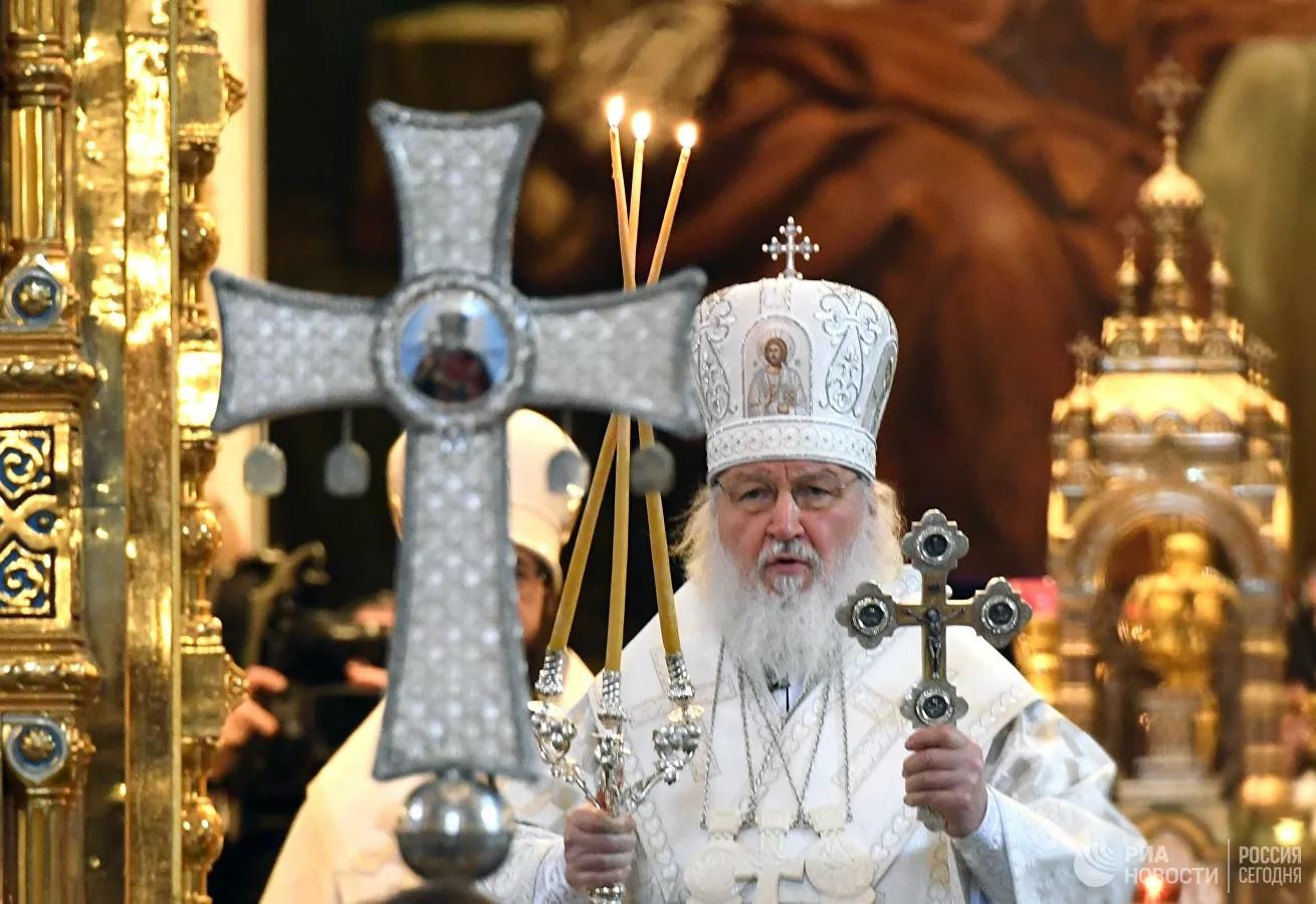 Патриарх Кирилл: страдания тяжелобольных не бессмысленны