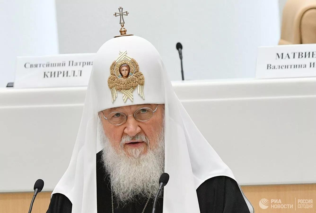 Патриарх Кирилл призвал развивать отношения с исламским миром