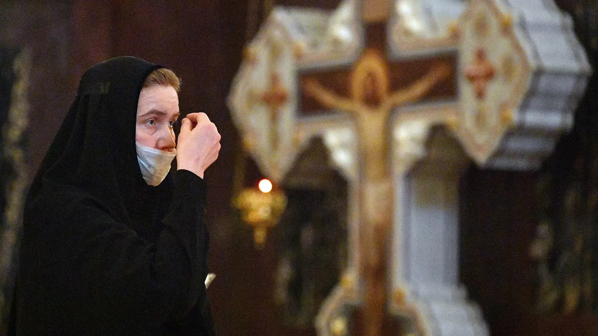 В РПЦ рассказали, как внешние силы сдерживают Россию