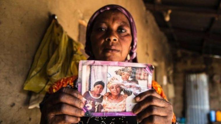 Похищенная христианка Леа Шарибу родила ребенка у Боко Харам