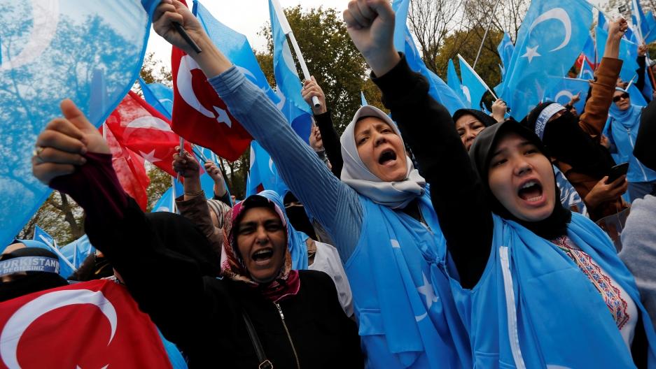 Влияния Китая боятся уйгуры в Турции - некоторые уезжают