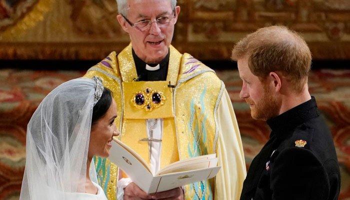 Меган и Гарри: мы поженились за три дня до официальной свадьбы