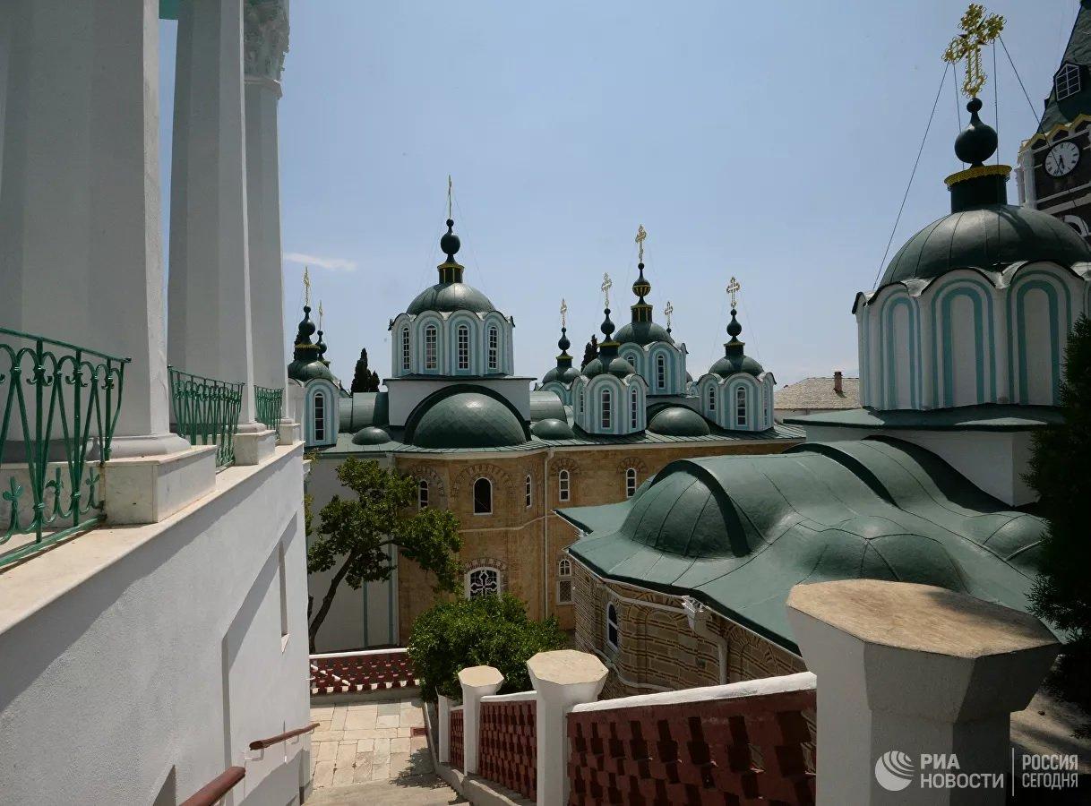 В Русской Церкви прокомментировали поездку Мишустина на Афон