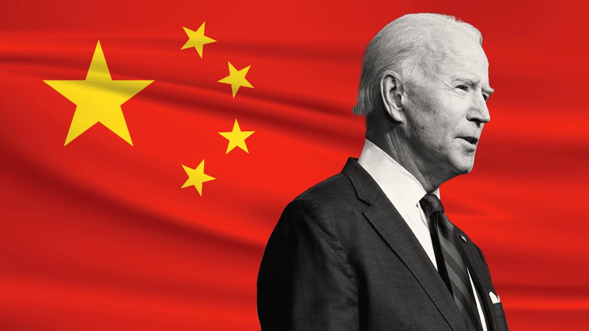 С единственной страной Байден не сбавляет напряженности: Китай