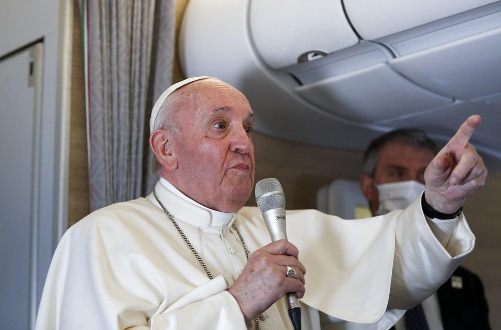 Папа: документ с мусульманами готовился в секрете полгода