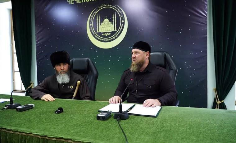 Кадыров духовенству: победили терроризм - победить коронавирус