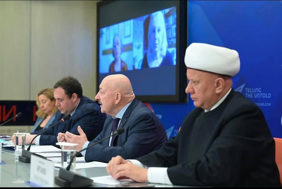 Муфтий Крганов указал на скрытые угрозы на Северном Кавказе