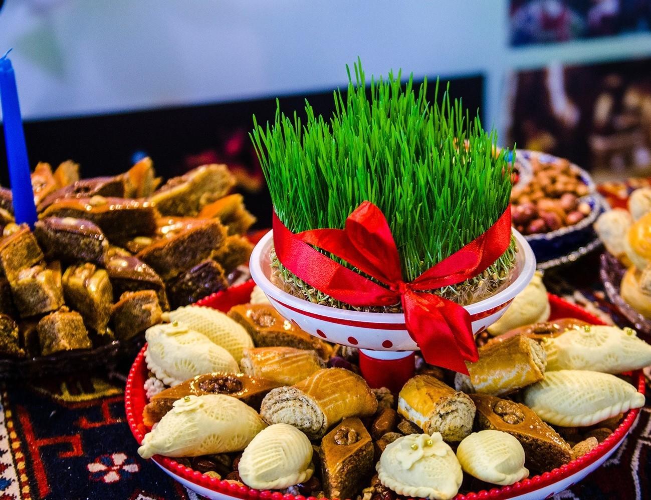 Народы встречают весну - отмечают праздник Навруз