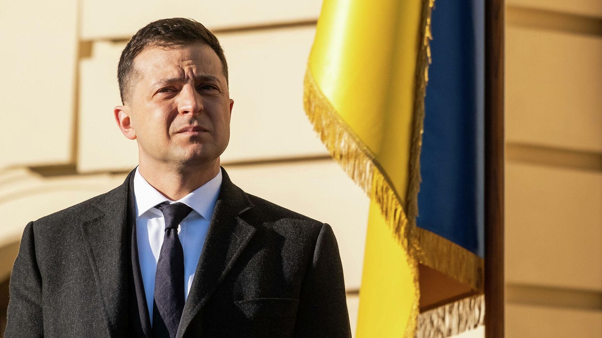 Зеленский: поднимающие вопросы религии - раскалывают Украину