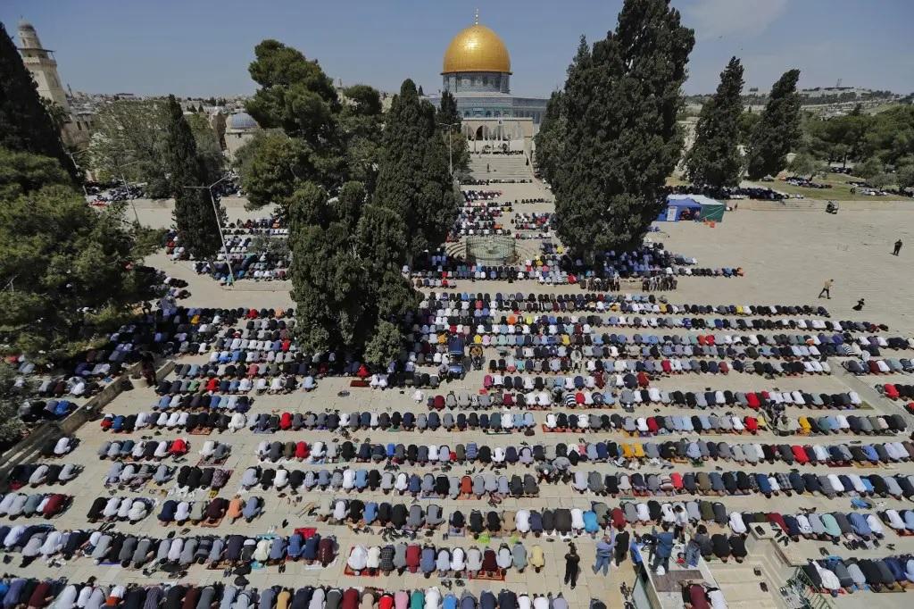 Рамадан со всего мира: как его отмечают мусульмане   Фото