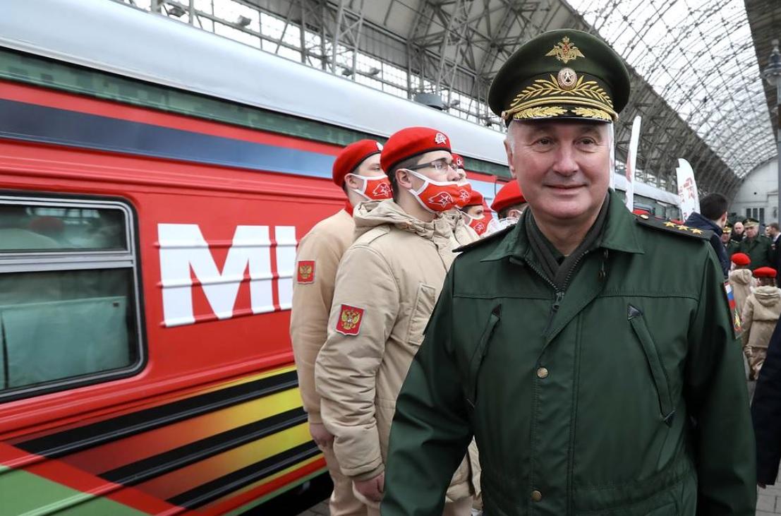 """Минобороны: акция """"Мы - армия страны!"""" призвана сплотить общество"""