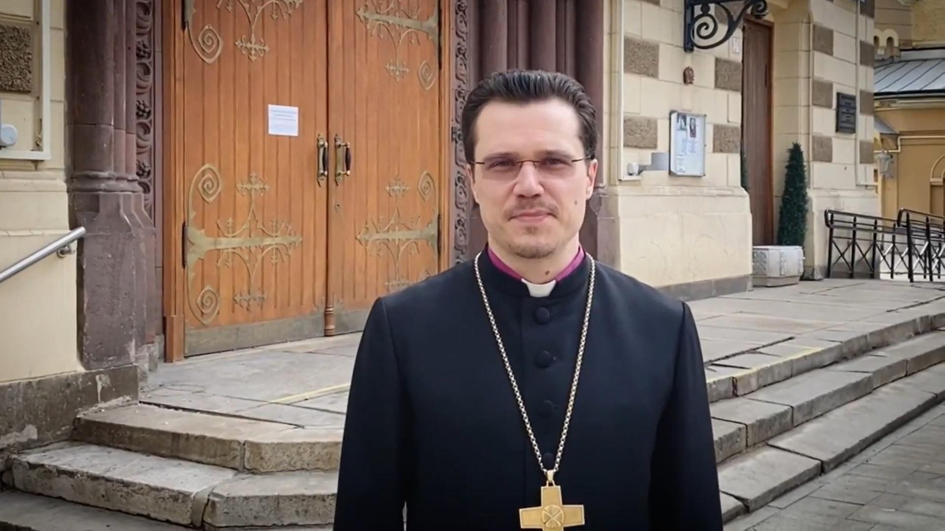 Архиепископ ЕЛЦ Дитрих Брауэр: Христос Воскрес | Пасха