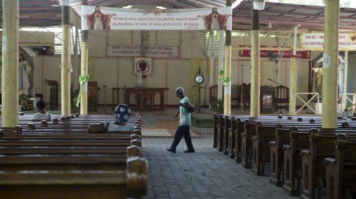 Католики прекратили работу на Гаити после похищения 9 человек