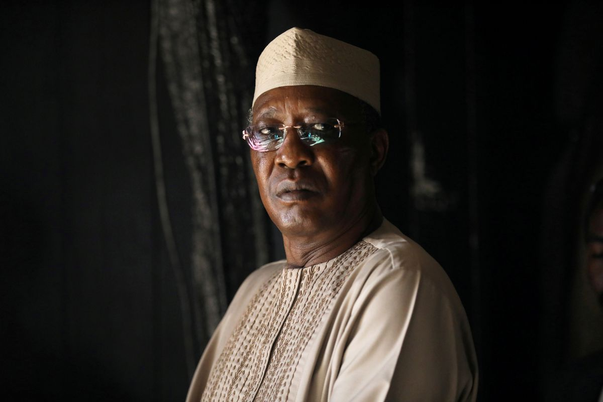 Военные: президент Чада убит после 30 лет у власти