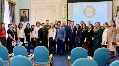 Молодежная секция ИППО собралась в Москве | Видео и репортаж