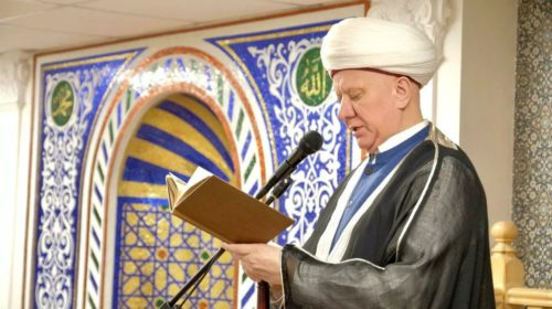 Муфтий Крганов раскритиковал жалобу Гайнутдина на Самигуллина