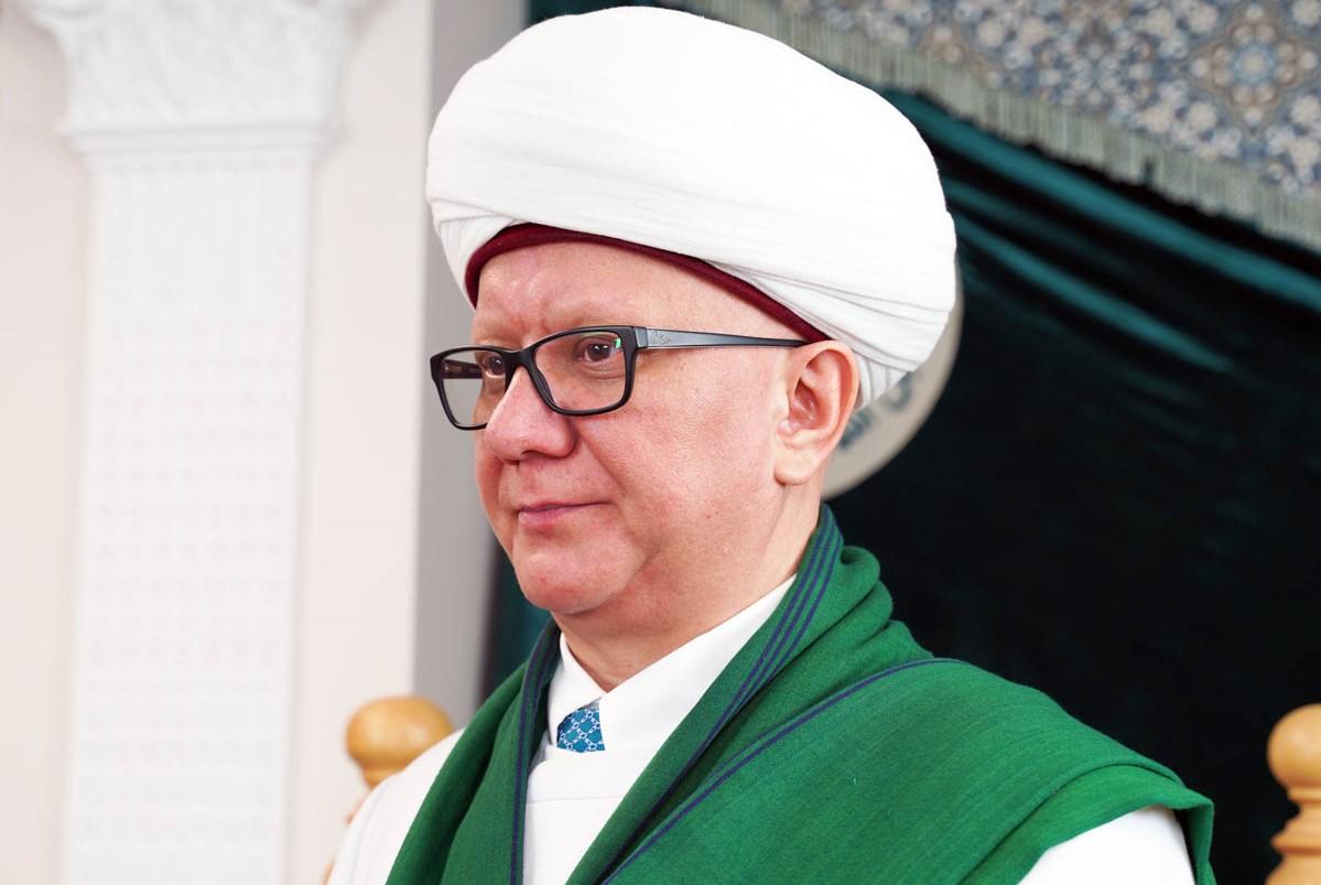 Поздравление главы ДСМР с наступлением месяца Рамадан