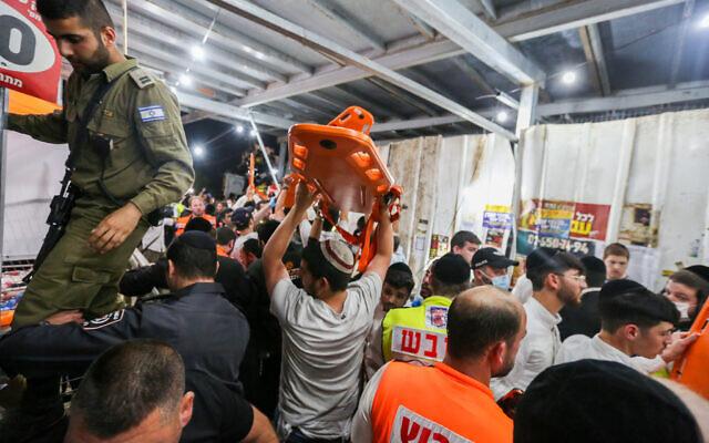Израиль: 44 погибших, более 150 раненых в давке на празднике