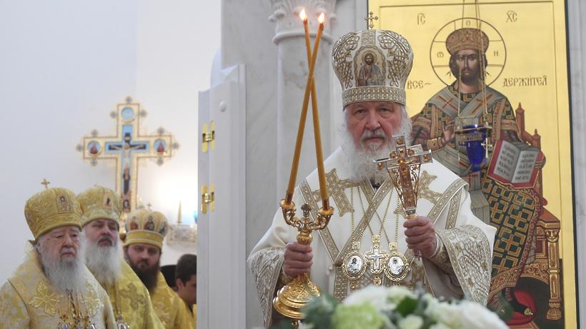 Митрополит Ювеналий подал в отставку - она принята Патриархом