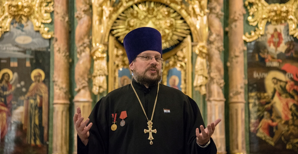 Священник Александр Пелин - о либеральной позиции по Навальному
