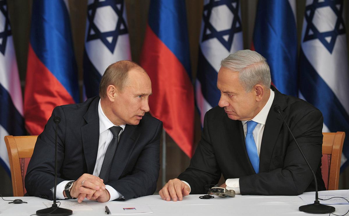 Путин соболезнует по поводу многочисленных жертв в Израиле