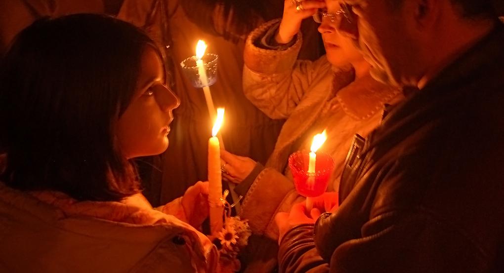 В Москве Благодатный огонь можно будет получить в 15 храмах