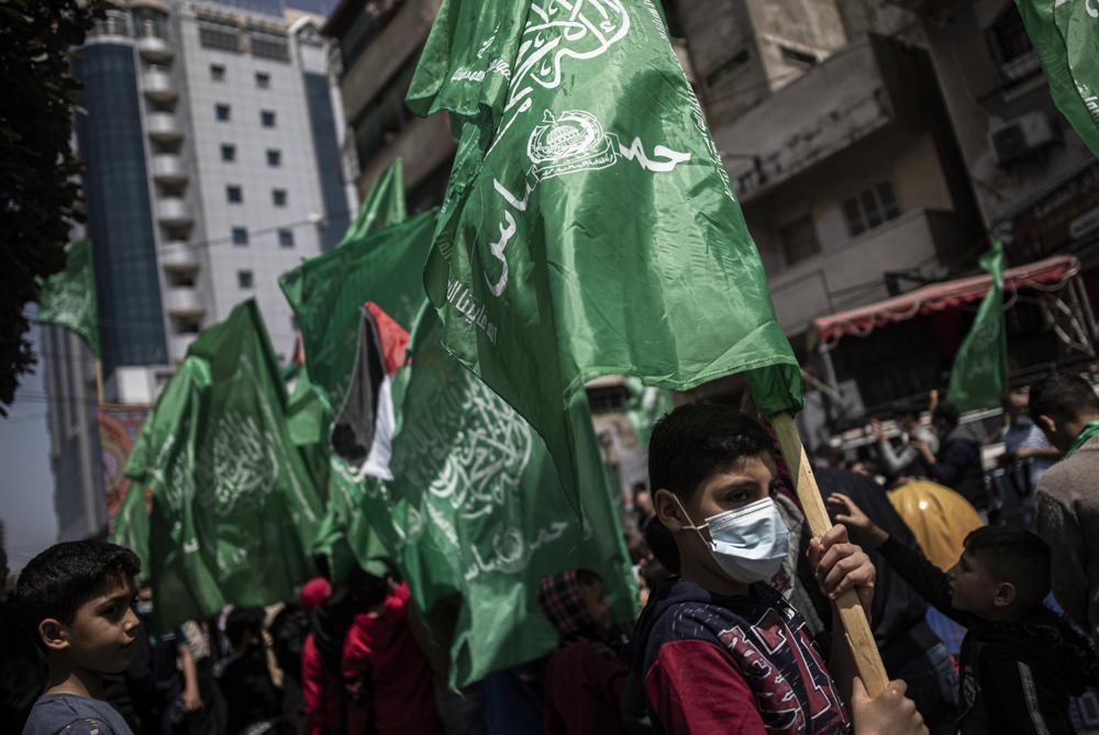 Ракетные обстрелы Израиля и Газы после столкновений в Иерусалиме